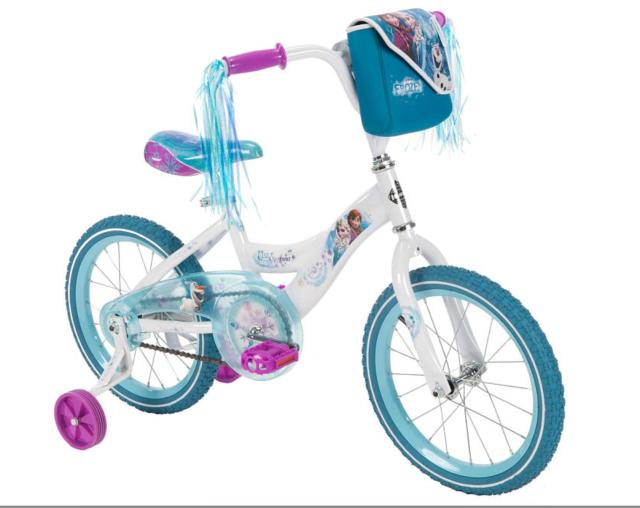 frozen bike training wheels early rider